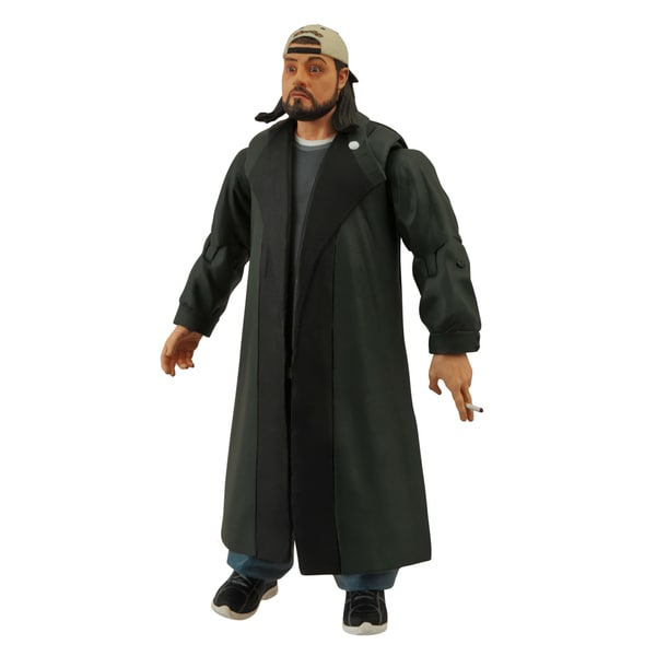 Diamond Select Toys Jay and Silent Bob Strike Back Select Bob Action Figure