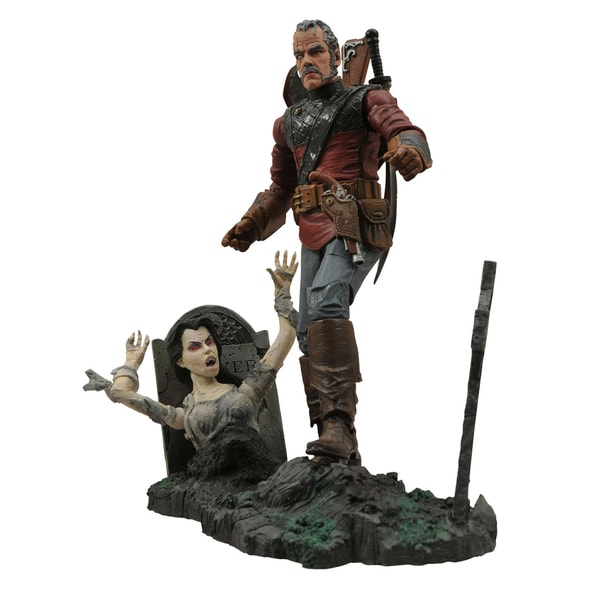 Diamond Select Toys Universal Monsters Select Van Helsing Action Figure 17320431