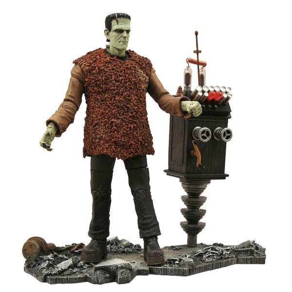 Diamond Select Toys Universal Monsters Select Son Of Frankenstein Action Figure