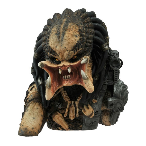 Diamond Select Toys Predator Unmasked Bust Bank 17320445