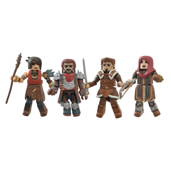 Diamond Select Toys Dragon Age Minimates Box Set 17320458