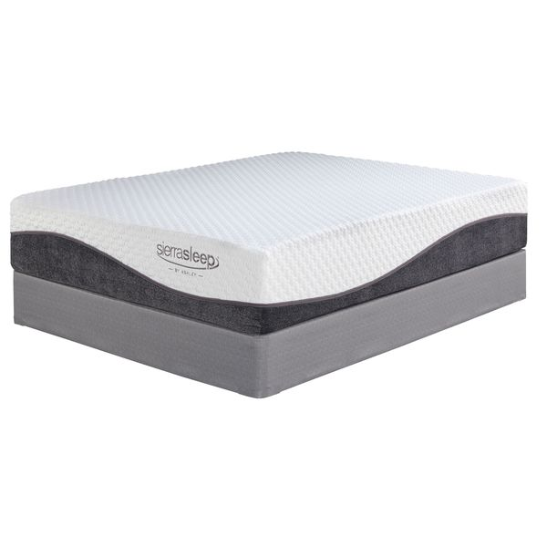 Sierra Sleep by Ashley Mygel Hybrid Queen-size Mattress