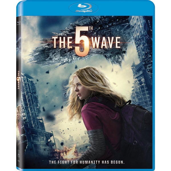 The 5th Wave (Blu-ray Disc) 17322196