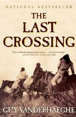 The Last Crossing (Paperback)