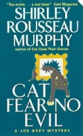 Cat Fear No Evil: A Joe Grey Mystery (Paperback)
