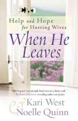 When He Leaves (Paperback)
