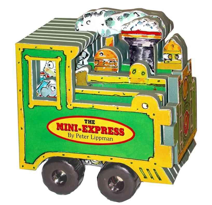 The Mini-Express (Board book)