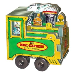 The Mini-Express (Board book)