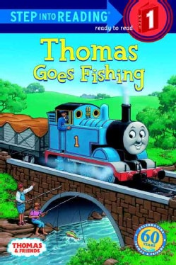 Thomas Goes Fishing (Paperback)