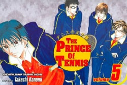 The Prince of Tennis 5: New Challenge (Paperback)