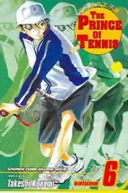 The Prince of Tennis 6: Sign of Strength (Paperback)