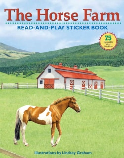 The Horse Farm Read-and-play Sticker Book (Paperback)