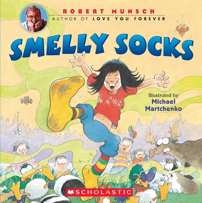 Smelly Socks (Paperback)