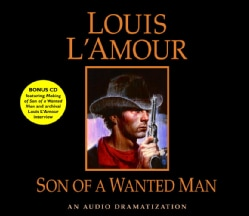 Son Of A Wanted Man (CD-Audio)