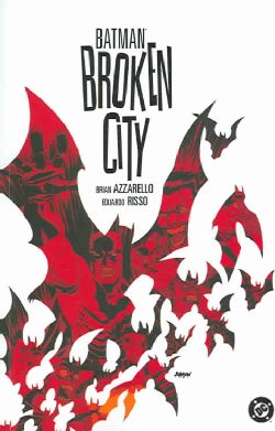 Batman Broken City (Paperback)
