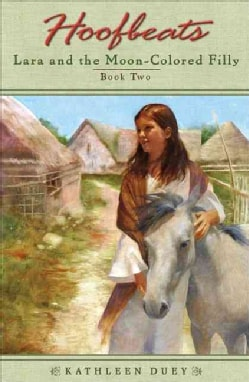 Lara And The Moon Colored Filly (Paperback)