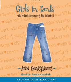 Girls In Pants: The Third Summer Of The Sisterhood (CD-Audio)