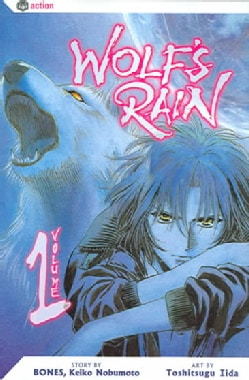Wolf's Rain 1: Four Wolves on the Road to Paradise (Paperback)