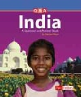 India: A Question and Answer Book (Hardcover)