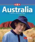 Australia: A Question And Answer Book (Hardcover)