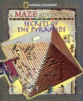 Secrets of the Pyramids: A Maze Adventure (Paperback)