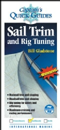 Captain's Quick Guides Sail Trim And Rig Tuning (Wallchart)
