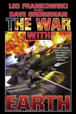 The War With Earth (Paperback)