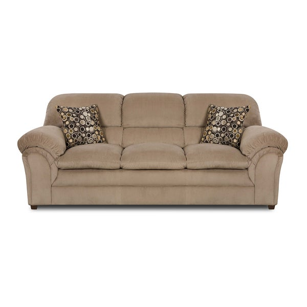 Simmons Upholstery Harper Cocoa Sofa
