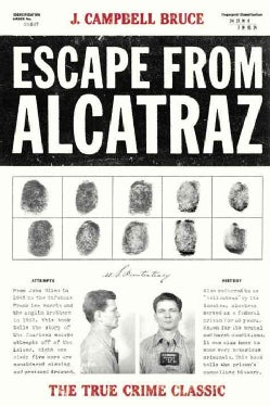 Escape From Alcatraz (Paperback)