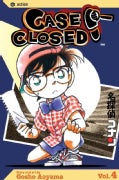 Case Closed 4 (Paperback)