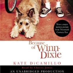 Because of Winn-dixie (CD-Audio)