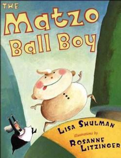The Matzo Ball Boy (Hardcover)