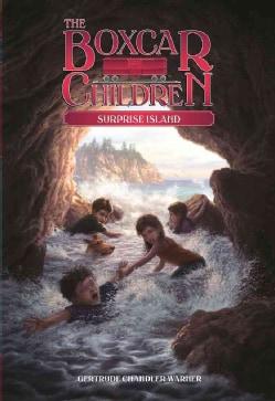 Surprise Island (Paperback)