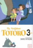 My Neighbor Totoro 3 (Paperback)