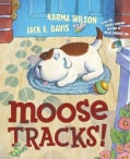 Moose Tracks (Hardcover)