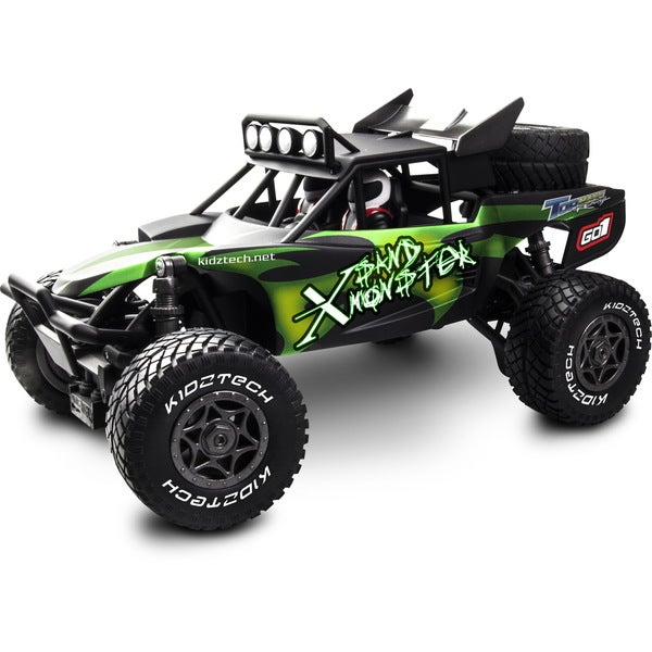 KidzTech 1:12 Scale R/C Sand X-Monster