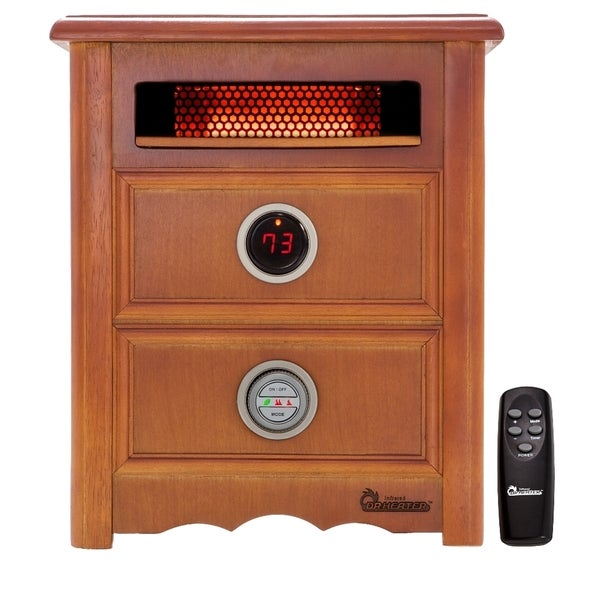 Dr. Infrared Heater Nightstand Heater