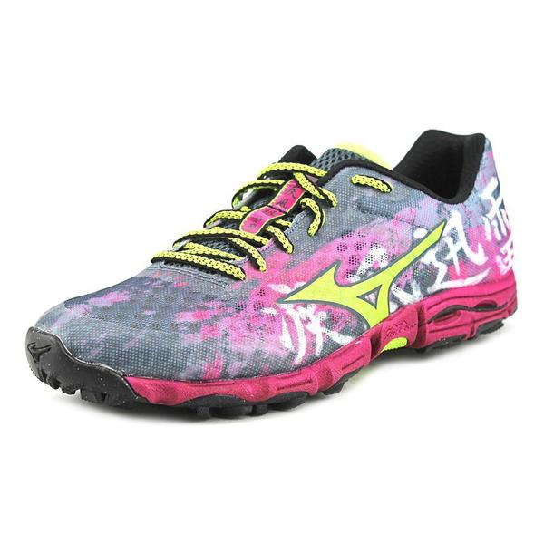 Mizuno Women's 'Wave Hayate' Synthetic Athletic