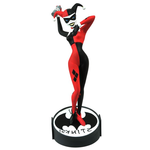 Diamond Select Toys Femme Fatales Batman The Animated Series Harley Quinn PVC Statue 17431493