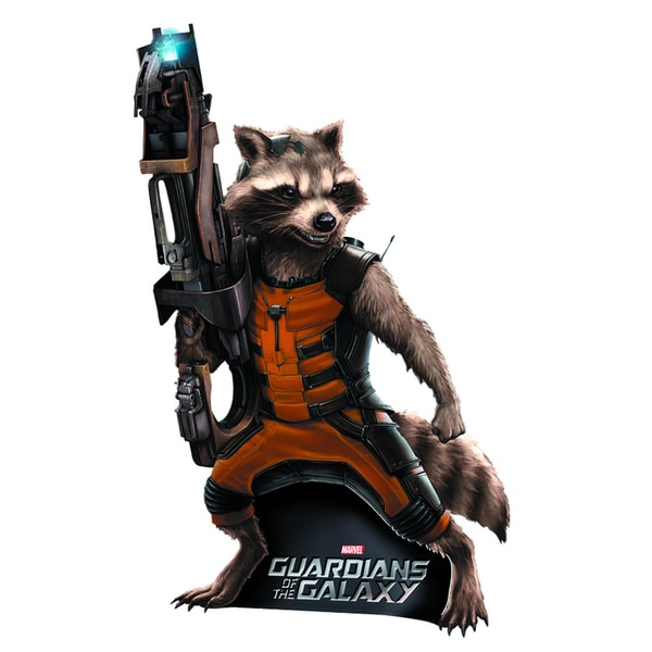 Diamond Select Toys Guardians Of The Galaxy Rocket Raccoon Figural Bank 17431496