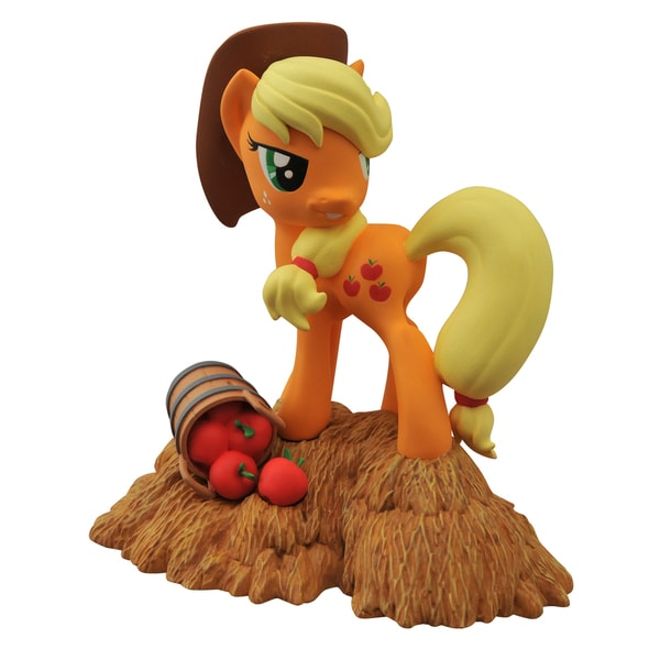Diamond Select Toys My Little Pony Applejack Vinyl Bank