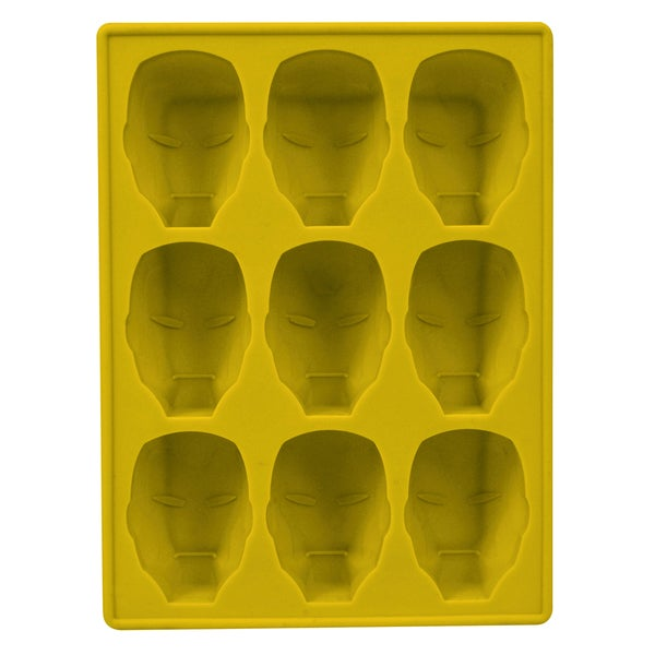 Diamond Select Toys Marvel Iron Man Helmet Silicone Tray