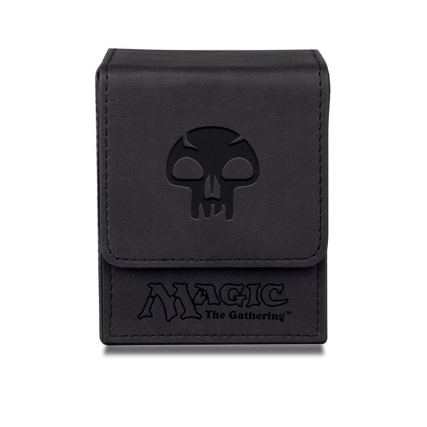 Ultra Pro Magic: The Gathering Mana Flip Box Black