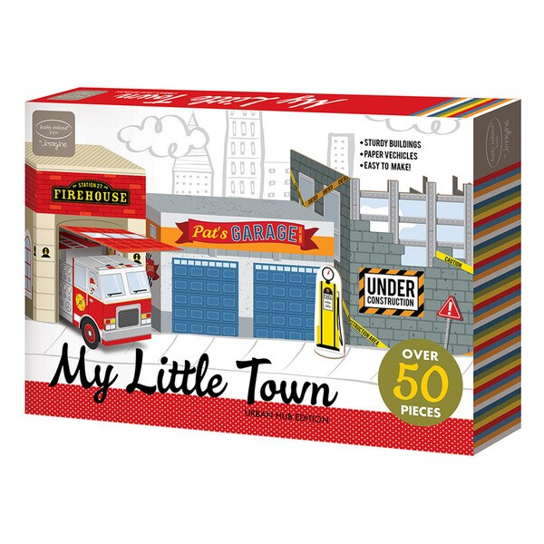 Kathy Ireland My Little Town: Urban Hub Playset
