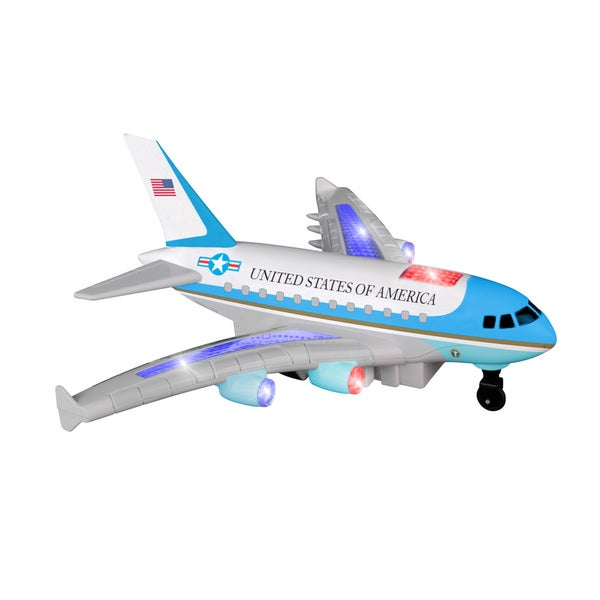 Daron Radio Control Air Force One Plane w/ Lights and Sound