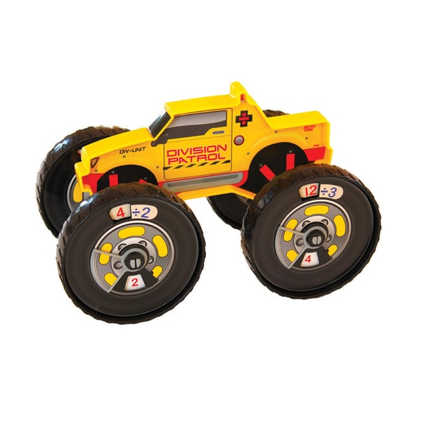 Junior Learning Division Patrol - A Hands-on Toy for Teaching Division