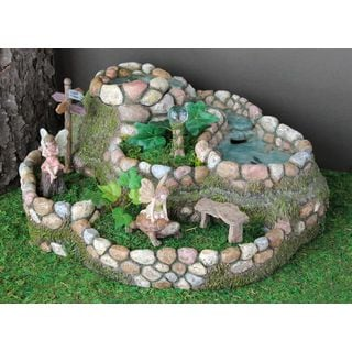Fairy Waterfall Planter
