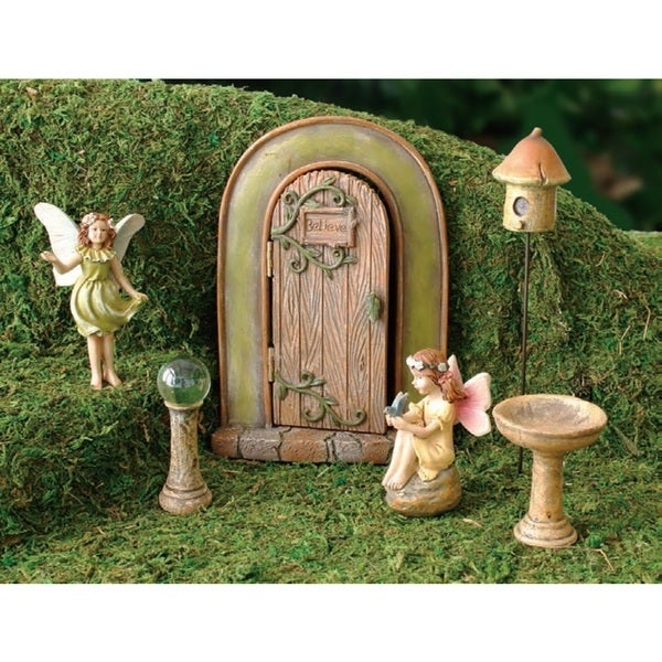 Fairy Door Garden Accent Collection