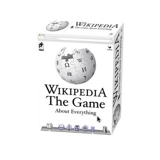 Wikipedia Board Game