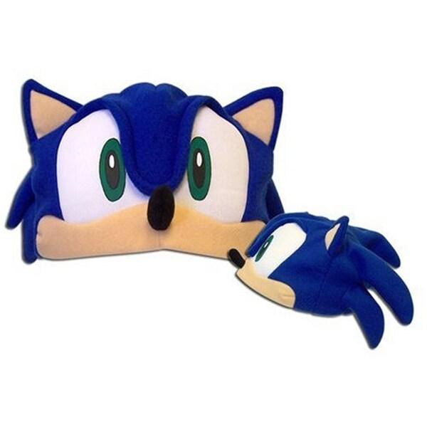 Sonic The Hedgehog Fleece Beanie Hat